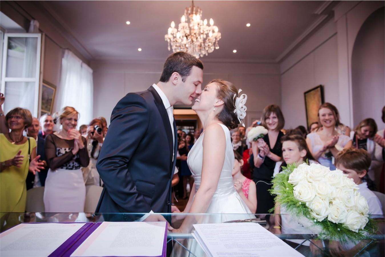 Cérémonie civile Photographe mariage grenoble Isere Marie-Cat