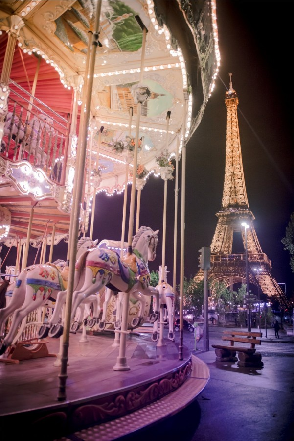 Tour eiffel caroussel Photographe grenoble Isere Marie-Cat Photographies