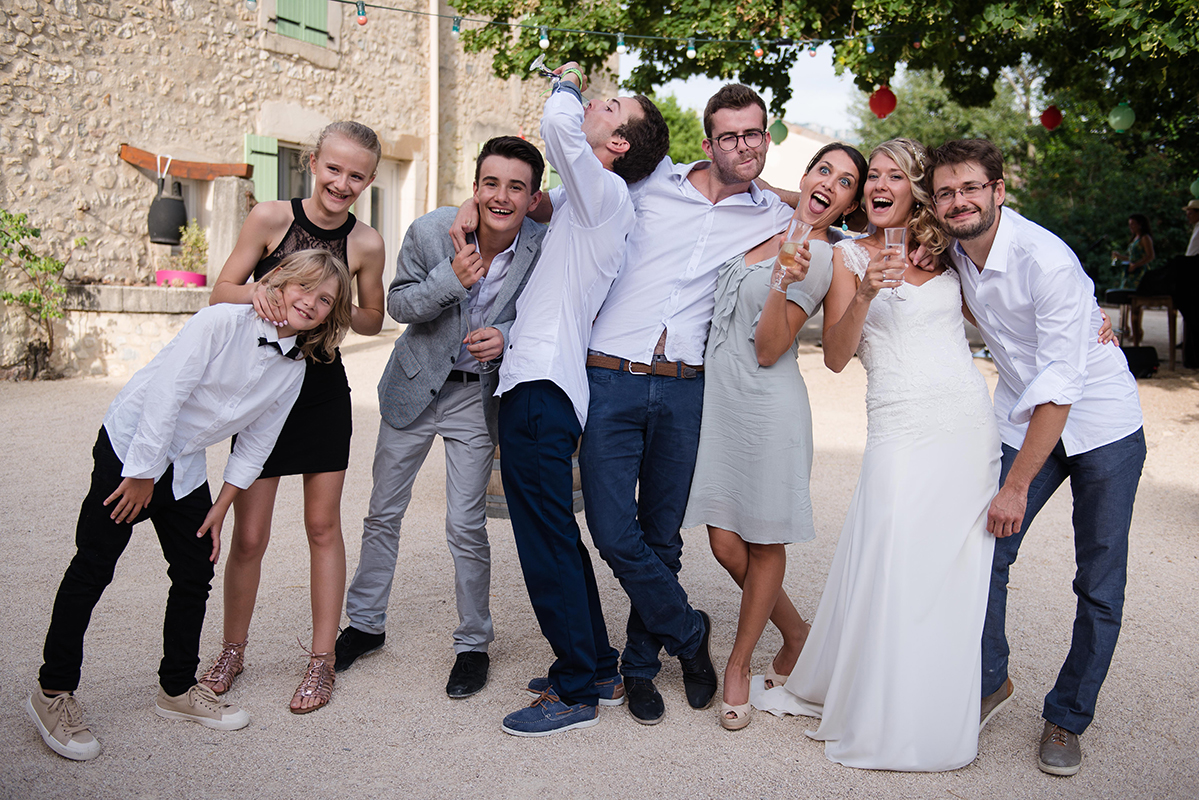 cocktail vin d'honneur aperitif Photographe mariage grenoble Isere Marie-Cat