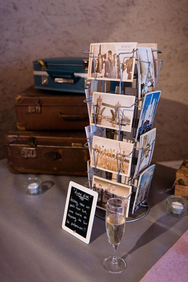 cocktail vin d'honneur aperitif  livre d'or Photographe mariage grenoble Isere Marie-Cat