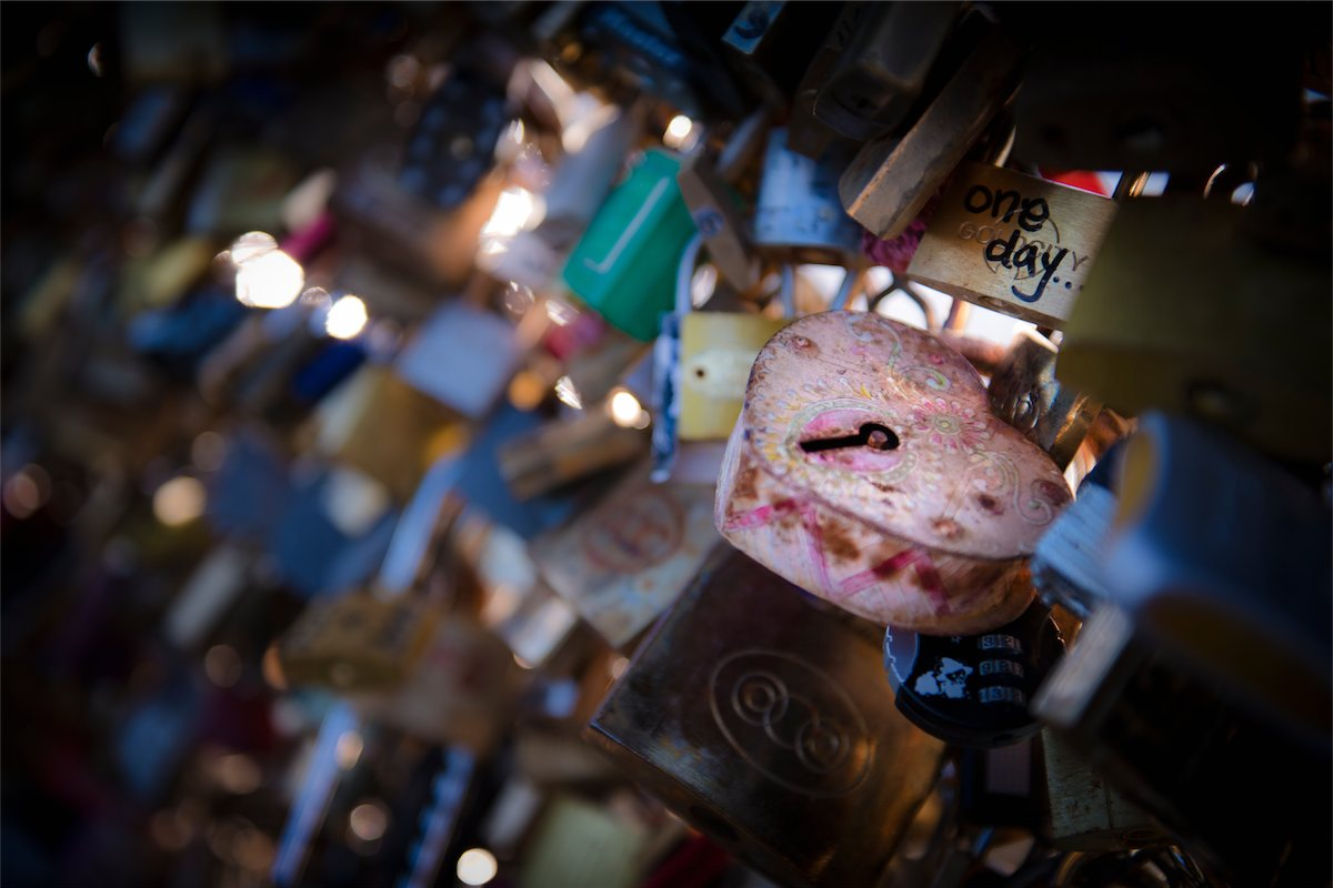 cadenas pont des amours Paris Photographe grenoble Isere Marie-Cat Photographies