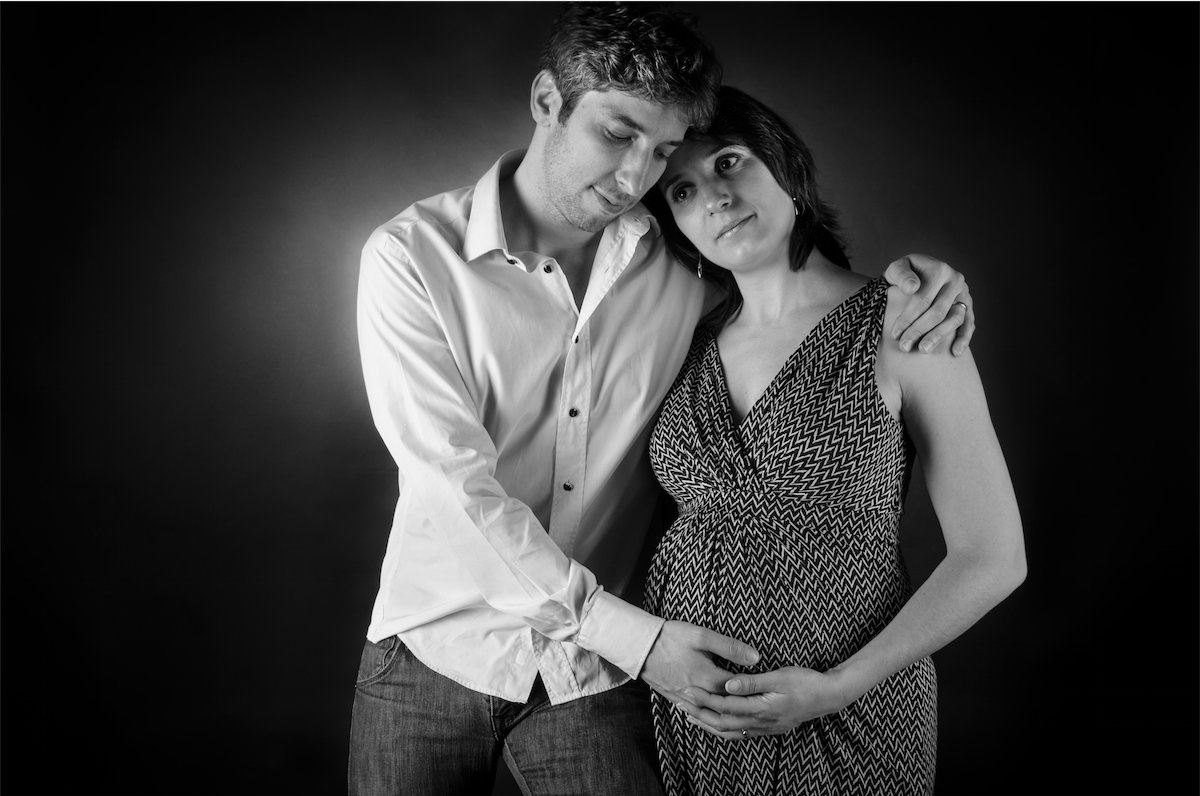 enceinte grossesse Photographe grenoble Isere Marie-Cat Photographies