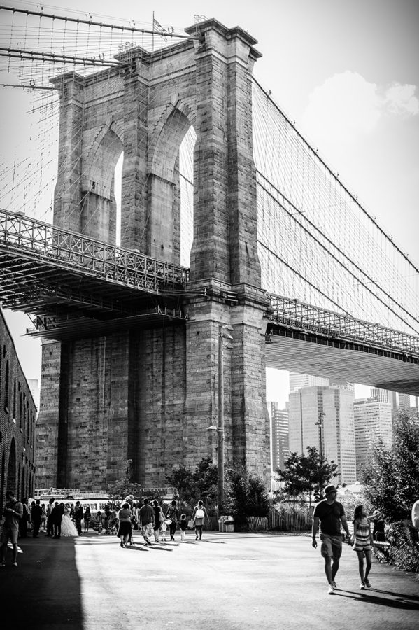 Brooklyn Bridge new york Photographe grenoble Isere Marie-Cat Photographies