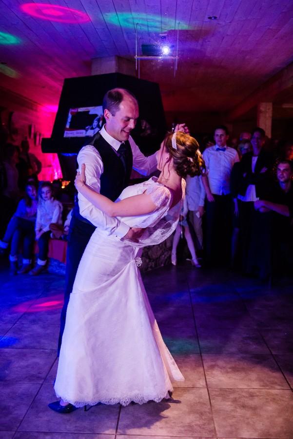 Première Danse Photographe mariage grenoble Isere Marie-Cat